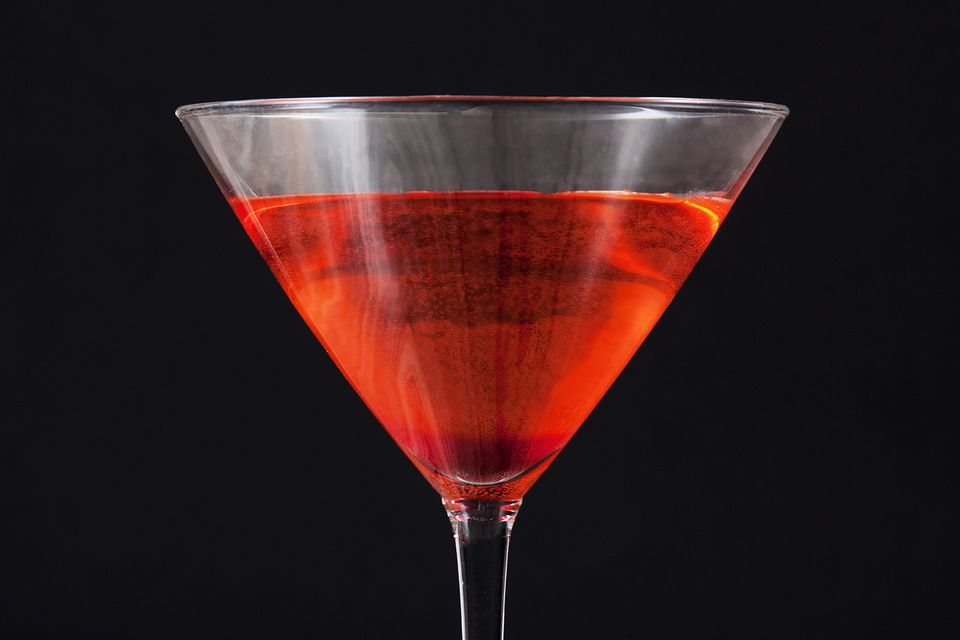 English Rose Cocktail