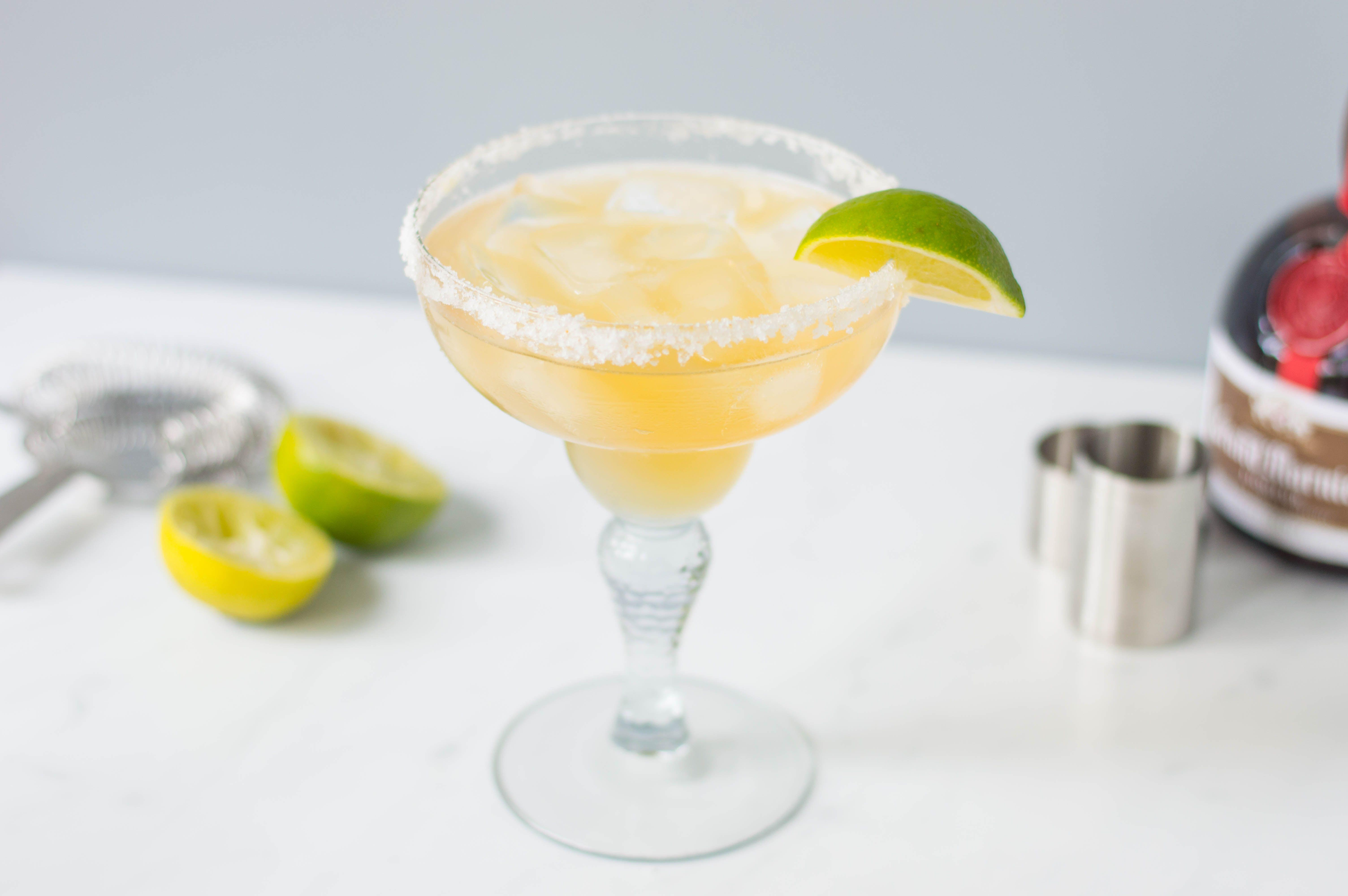 Cadillac Margarita Recipe With Reposado Tequila