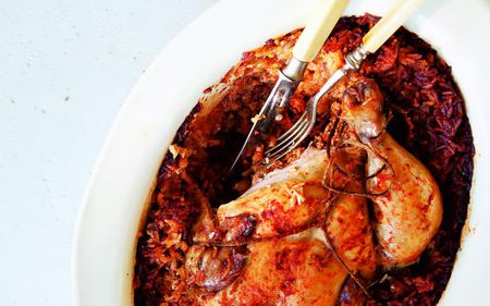 Iconic jewish chicken dishes from around the world janna gurs tbit from jewish soul food forumfinder Gallery