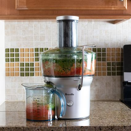 Breville Juice Fountain Compact Electric Juicer