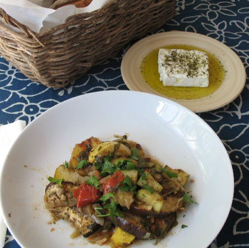 Photo of Greek Briam - Roasted Summer Vegetables