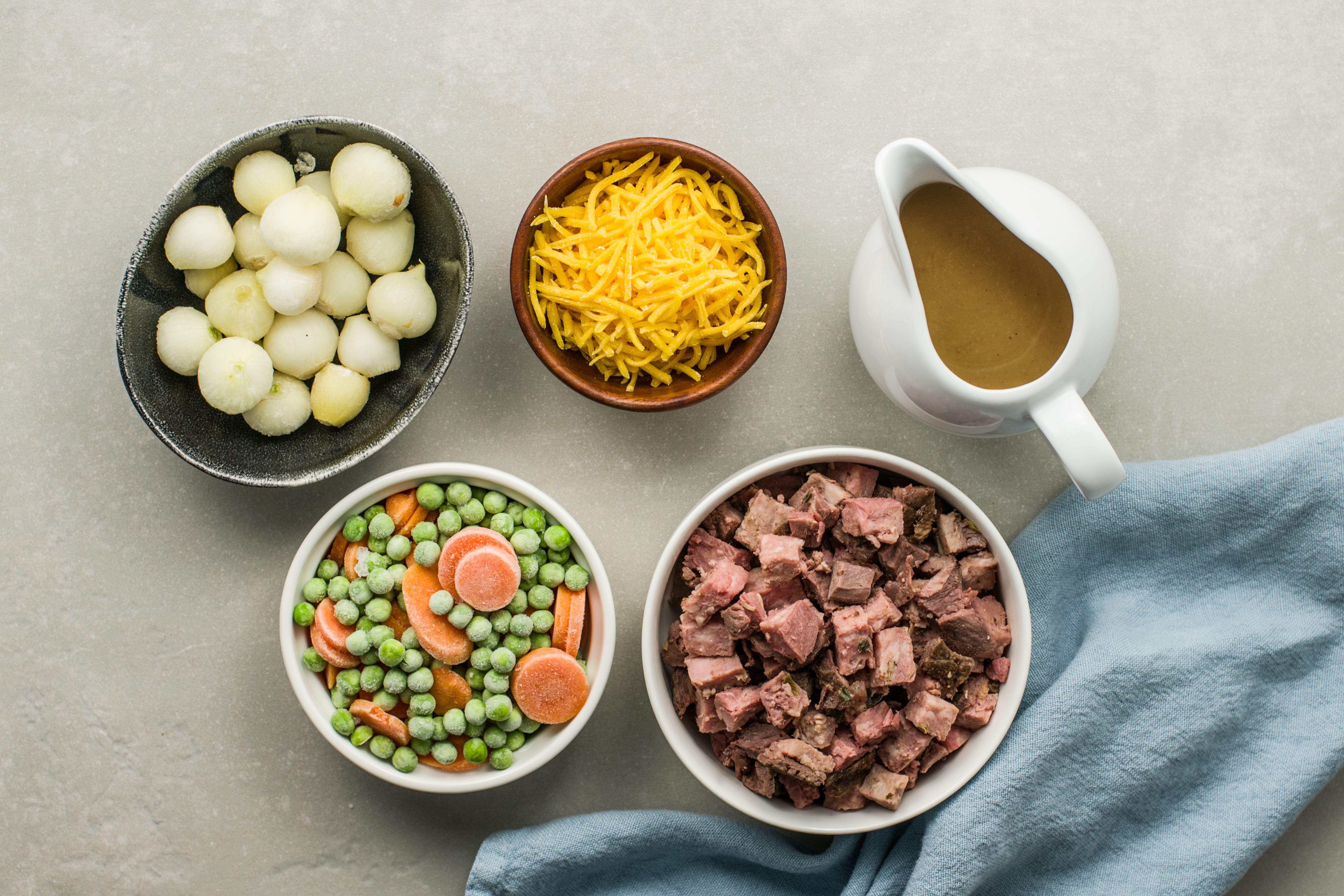 Leftover roast beef casserole recipe ingredients