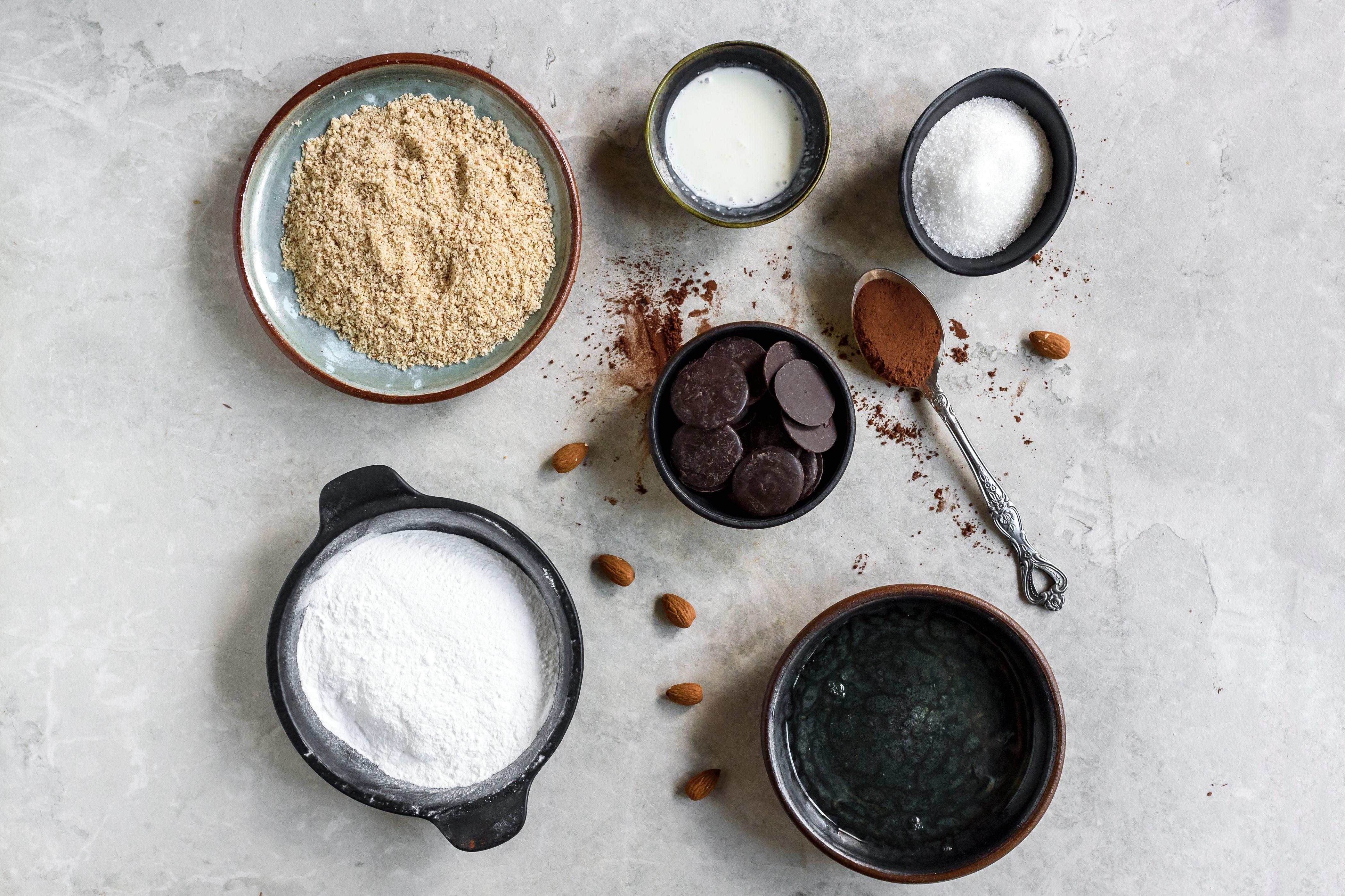 Chocolate Macaron Recipe recipe