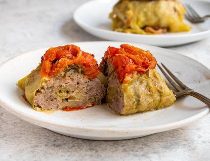 Romanian Stuffed Cabbage (Sarmale)
