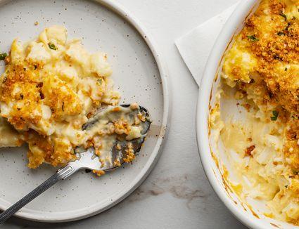 Cauliflower and cheese casserole recipe