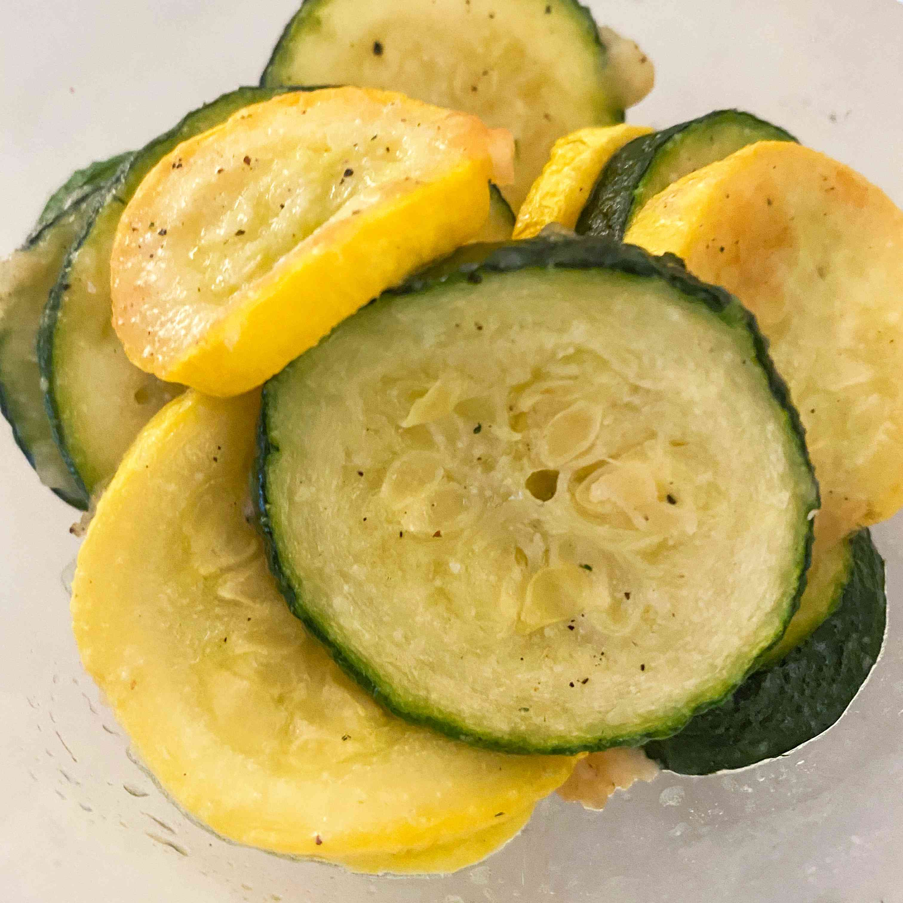 Sauteed Zucchini Tester Image
