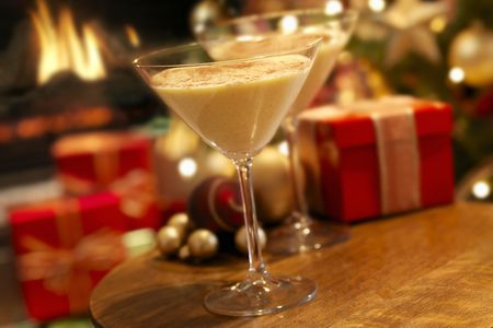 Brandy Rum Or Whiskey Which Makes The Best Eggnog