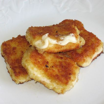 Czech fried cheese syr smazeny recipe bulgarian fried sheeps milk cheese is a popular street food forumfinder Image collections