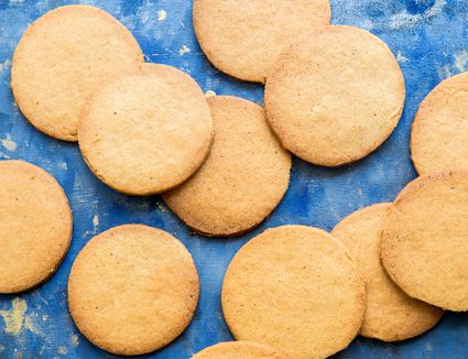 Traditional Ginger Biscuit Recipe