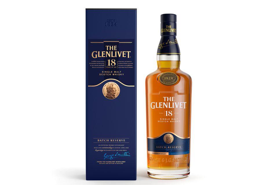 The Glenlivet 18 YO Single Malt Scotch Whisky