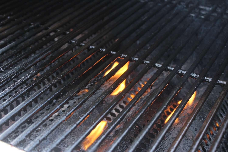 Heat grill