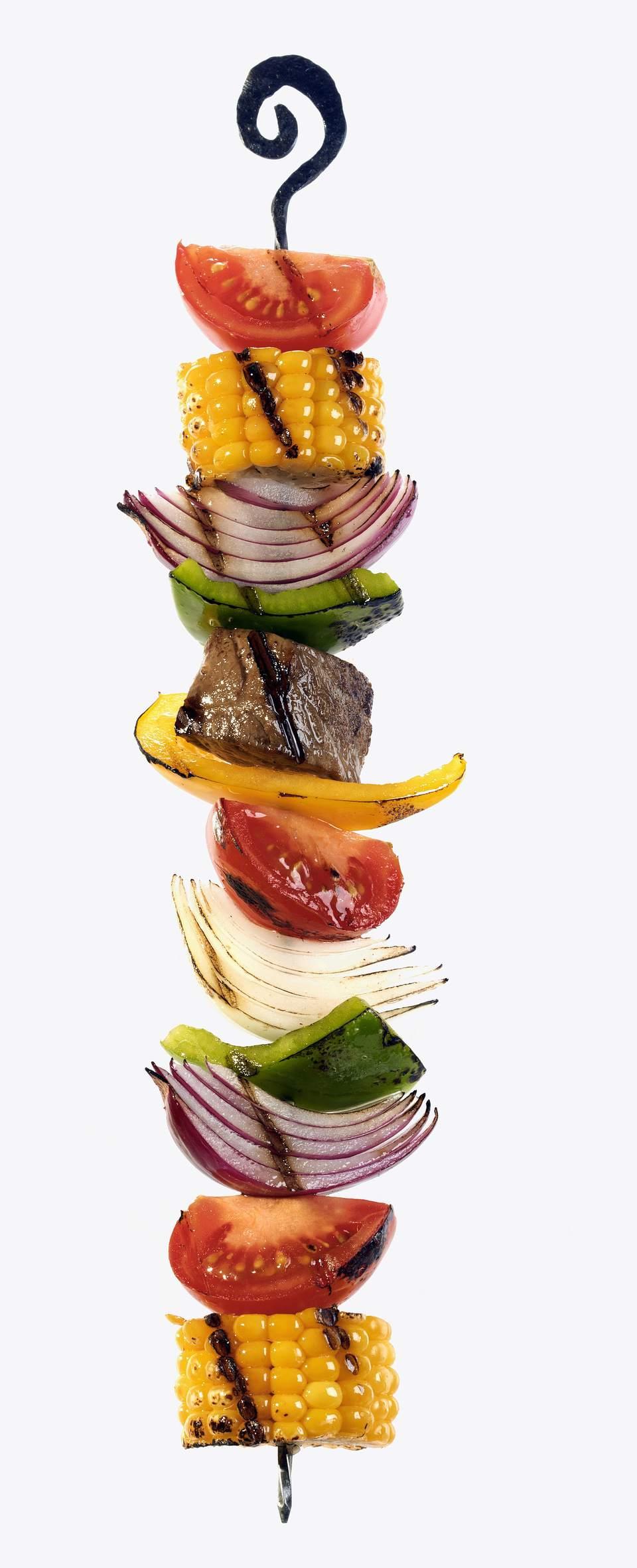Garden Kebabs