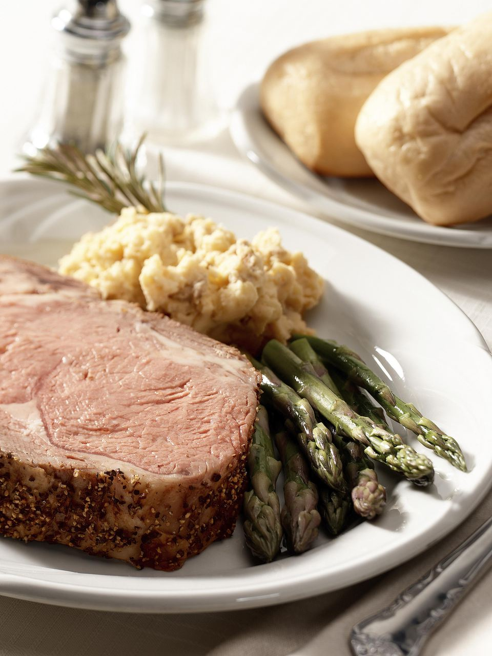 Prime Rib of Beef for Two