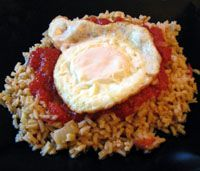 Arroz Cubano - Cuban Rice