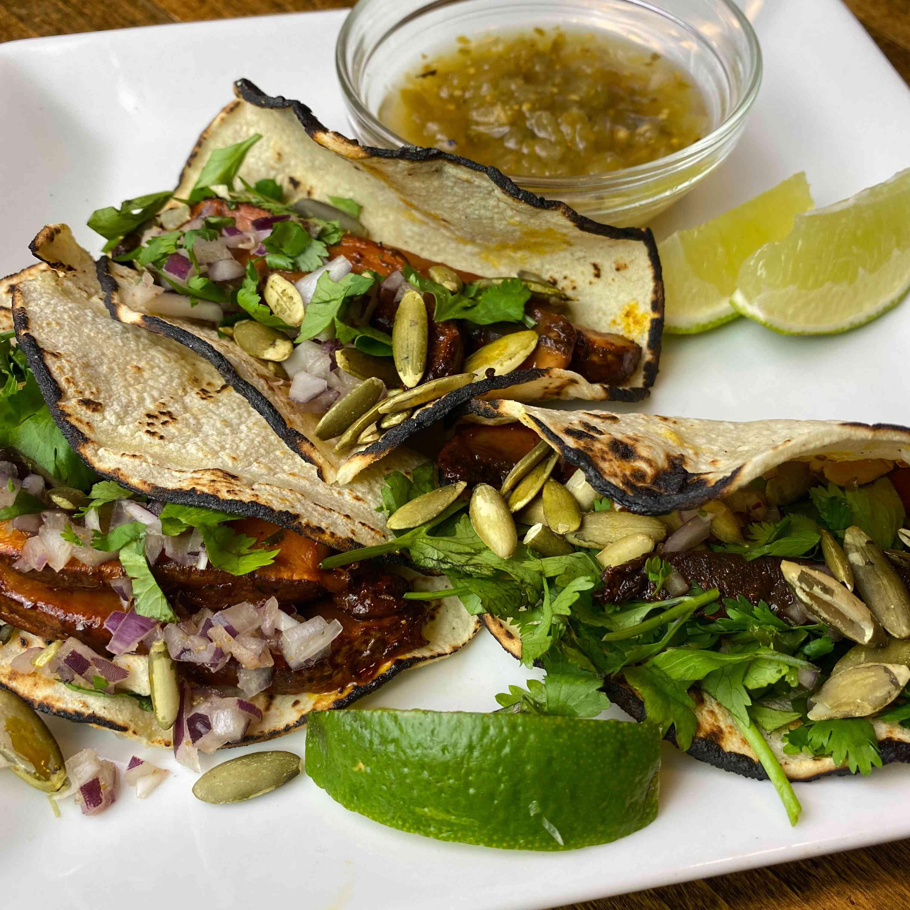 Mushroom Tacos/Tester Image