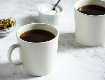 Moroccan Spiced Coffee