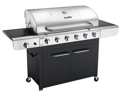 Char Broil Advantage 6 Burner Model 463240115 Gas Grill Bbq Reviews