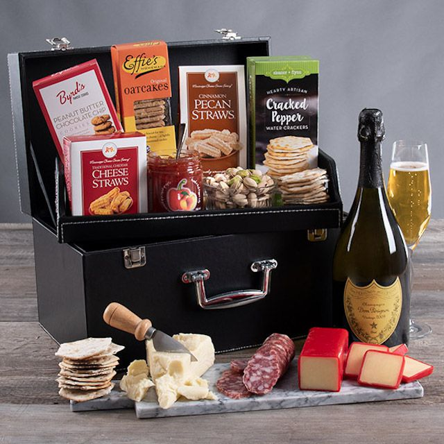Gourmet Gift Baskets Ultimate Don Perignon Gift