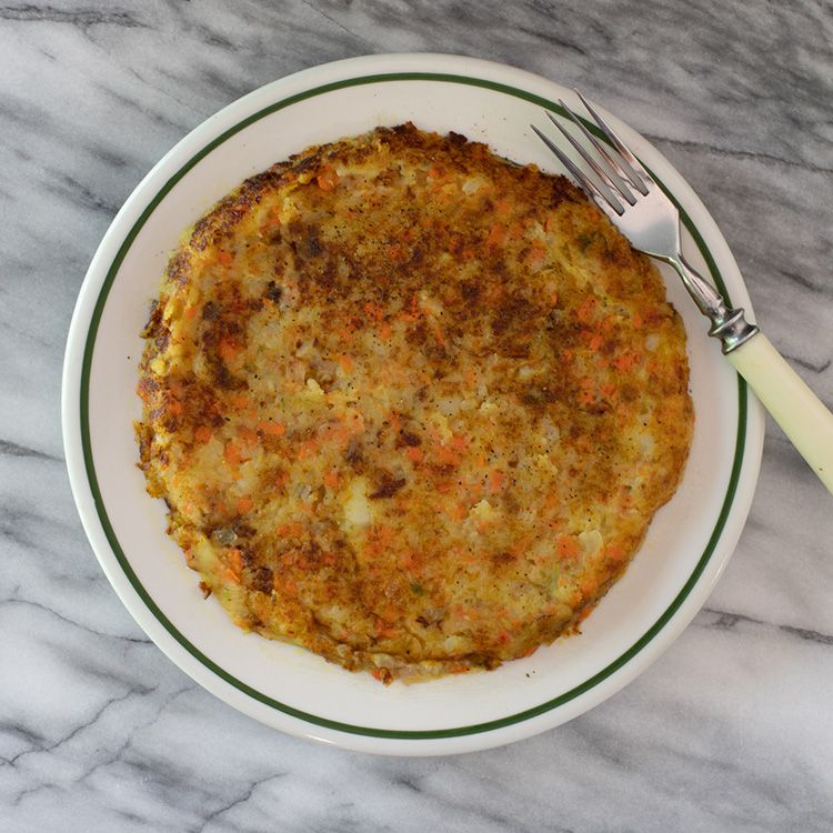 Quick and Easy Traditional Bubble and Squeak Dish Tester Image