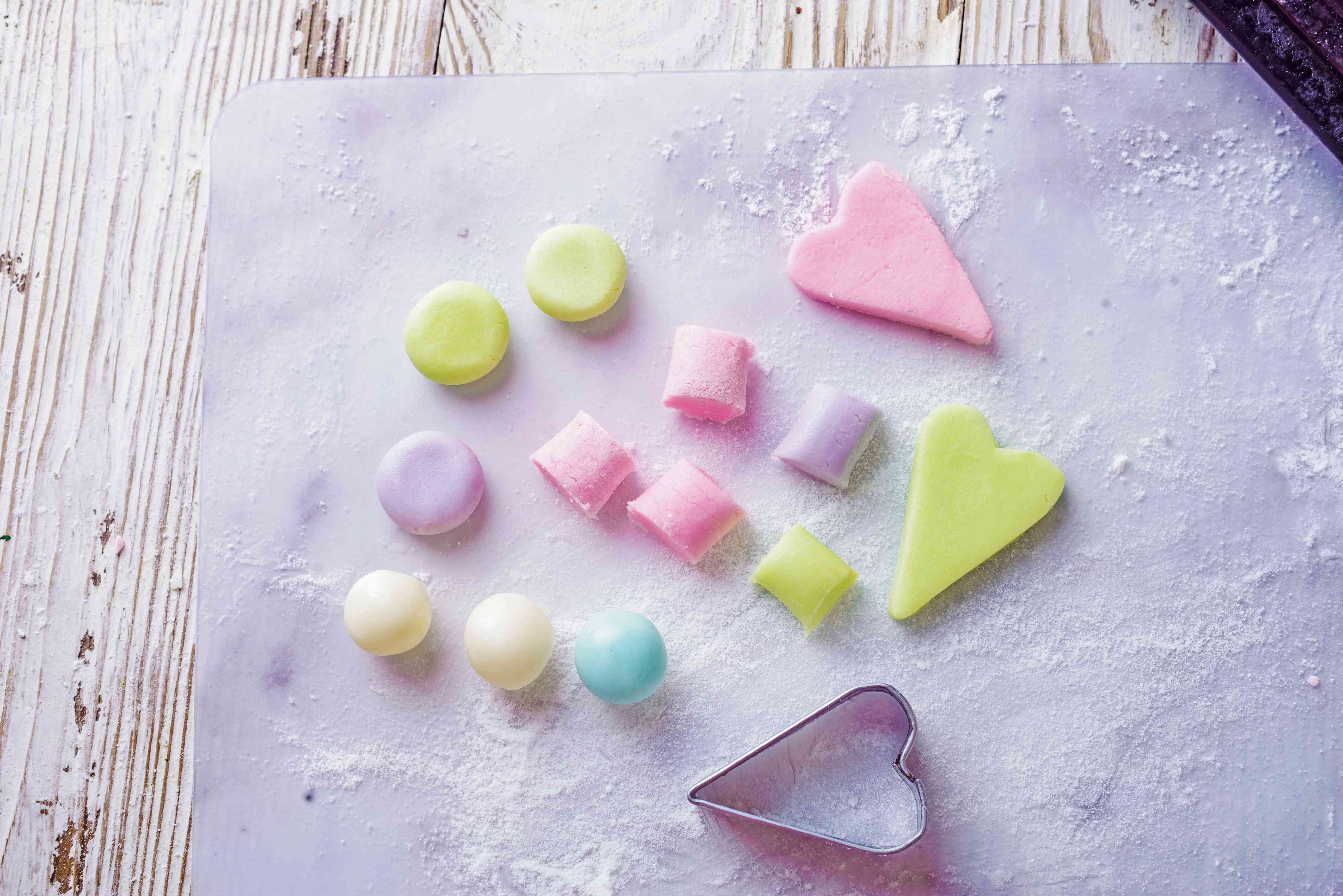 Shape candy