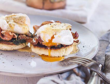 Eggs à la Florentine