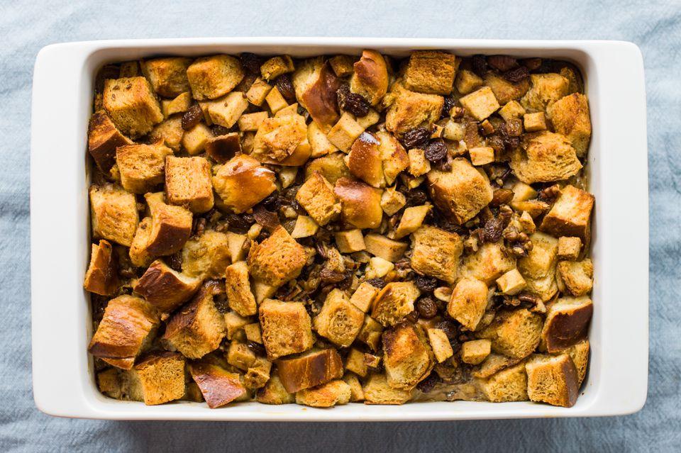 Mexican bread pudding recipe