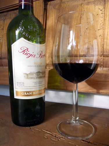 Rioja Wine from Spain (c)