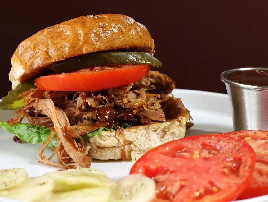 Pulled Pork With Peppers