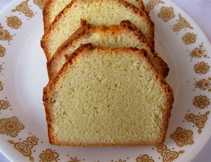 Sandkuchen - German Poundcake