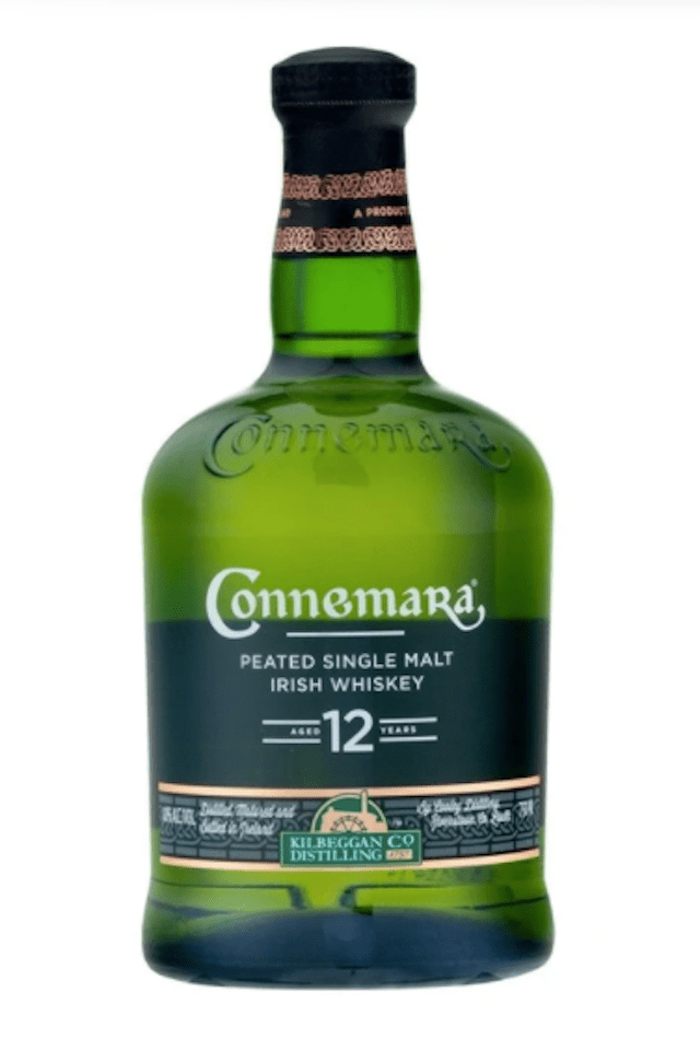 Connemara 12 Year Old Peated Single Malt Whiskey