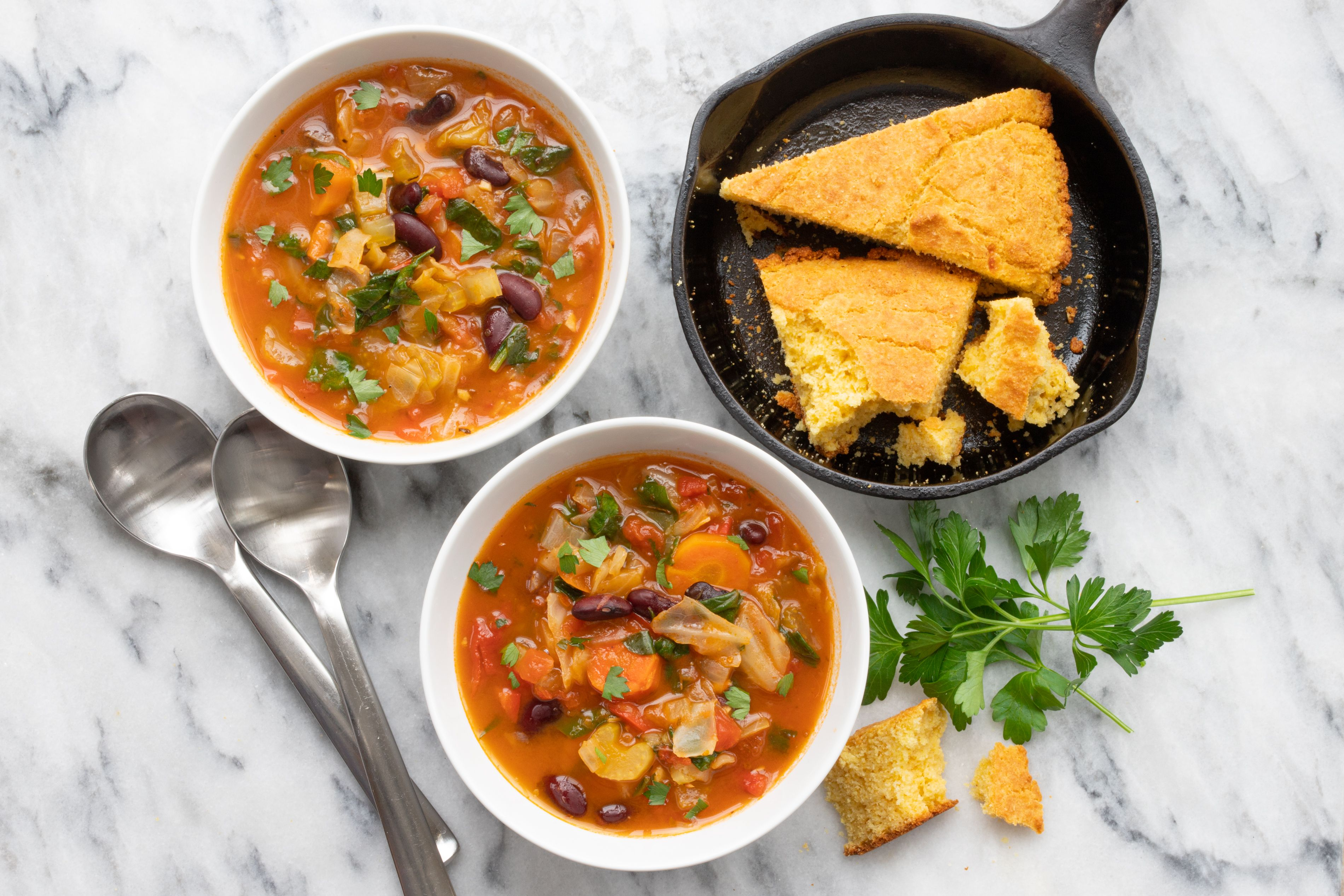 Instant Pot Vegetable Soup Is Proof That Healthy Can Also Be Satisfying