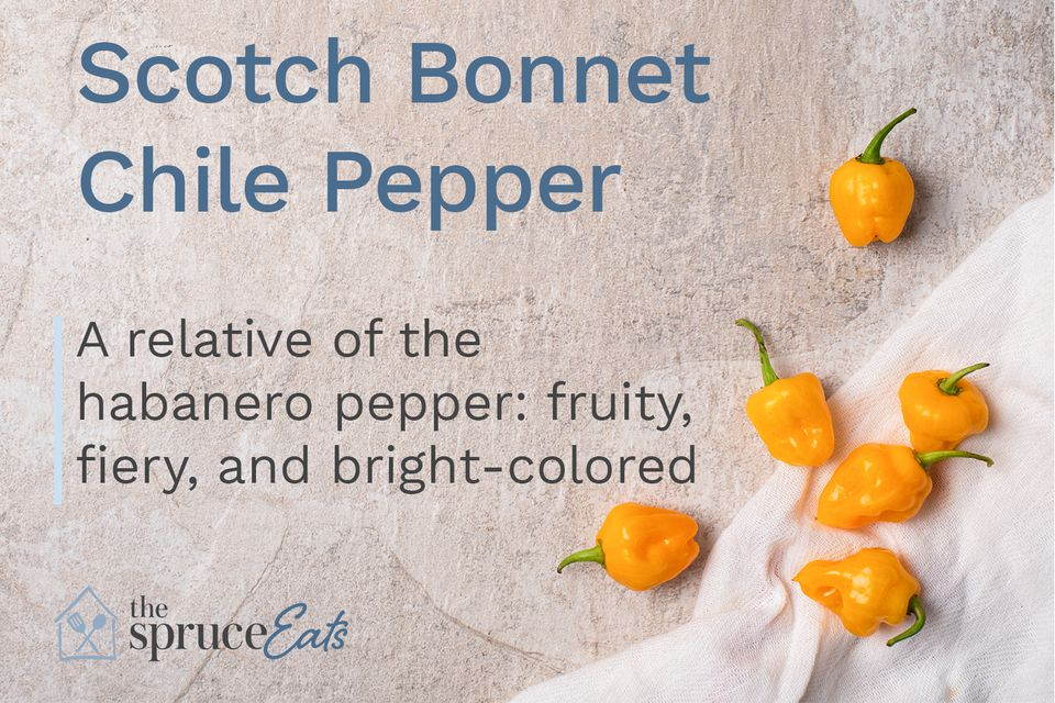 what are scotch bonnet peppers