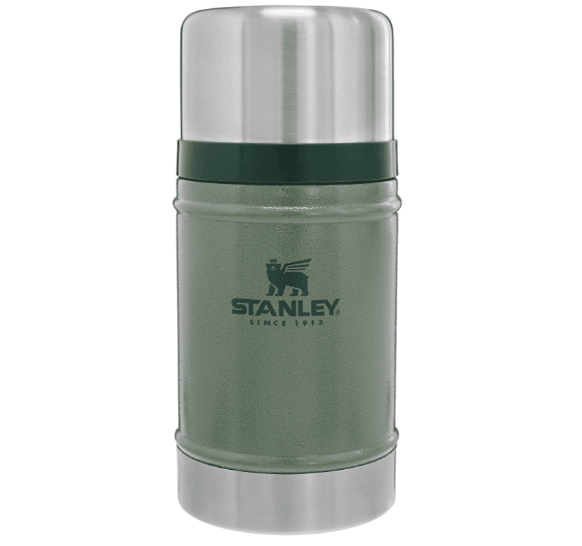 Stanley Classic Vacuum Insulated Wide Mouth Bottle (1 QT, 24 oz)