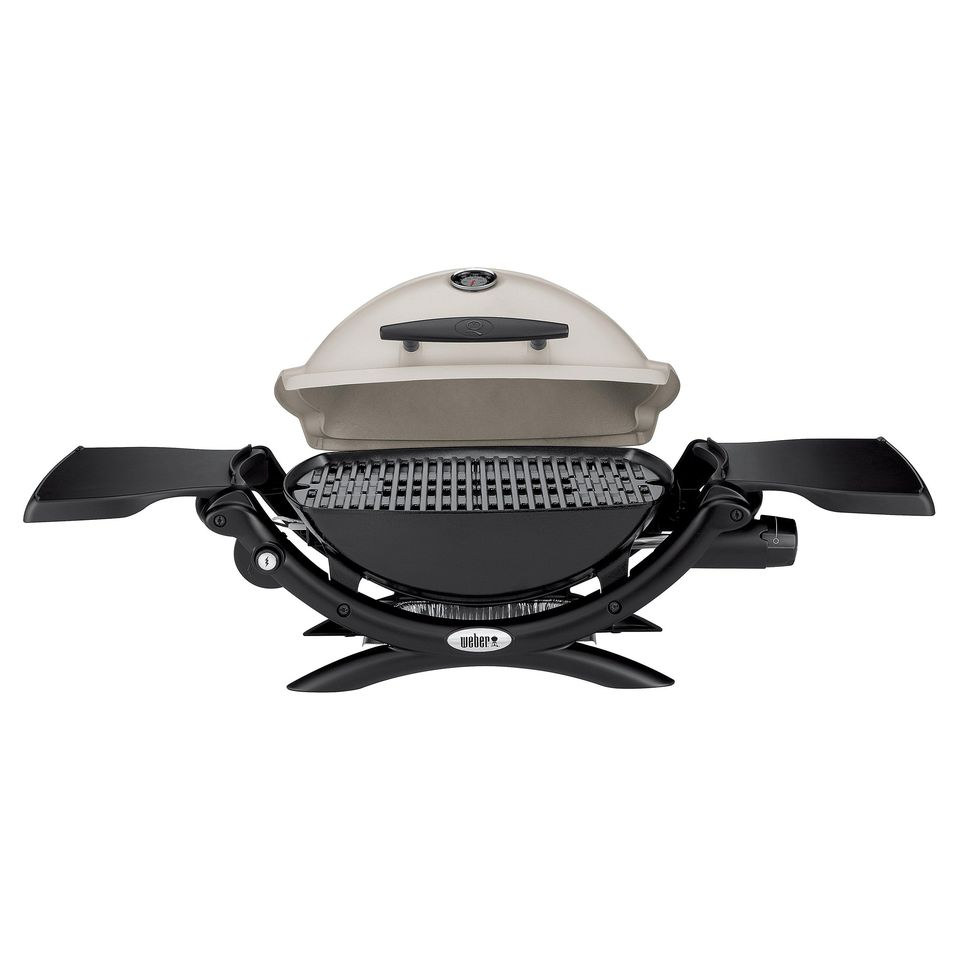 Weber Q-1200 Portable Gas Grill