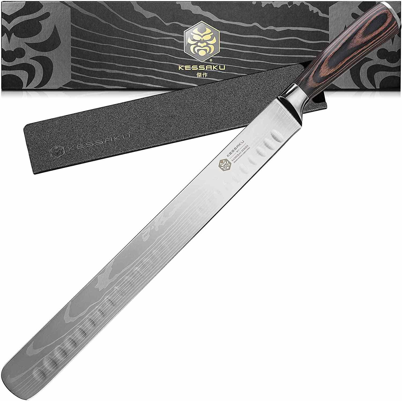 Kessaku 12-Inch Slicing Carving Knife