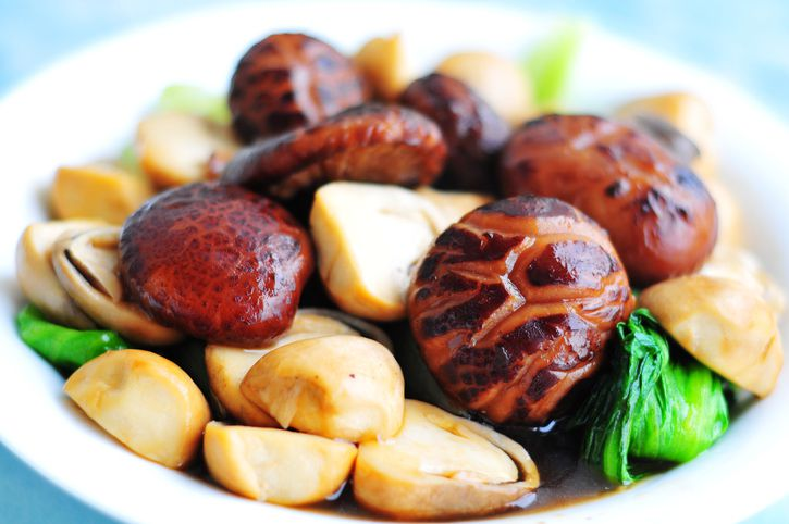 Chinese mushroom recipes