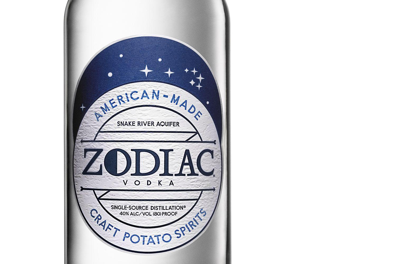 Zodiac Vodka - American Potato Vodka