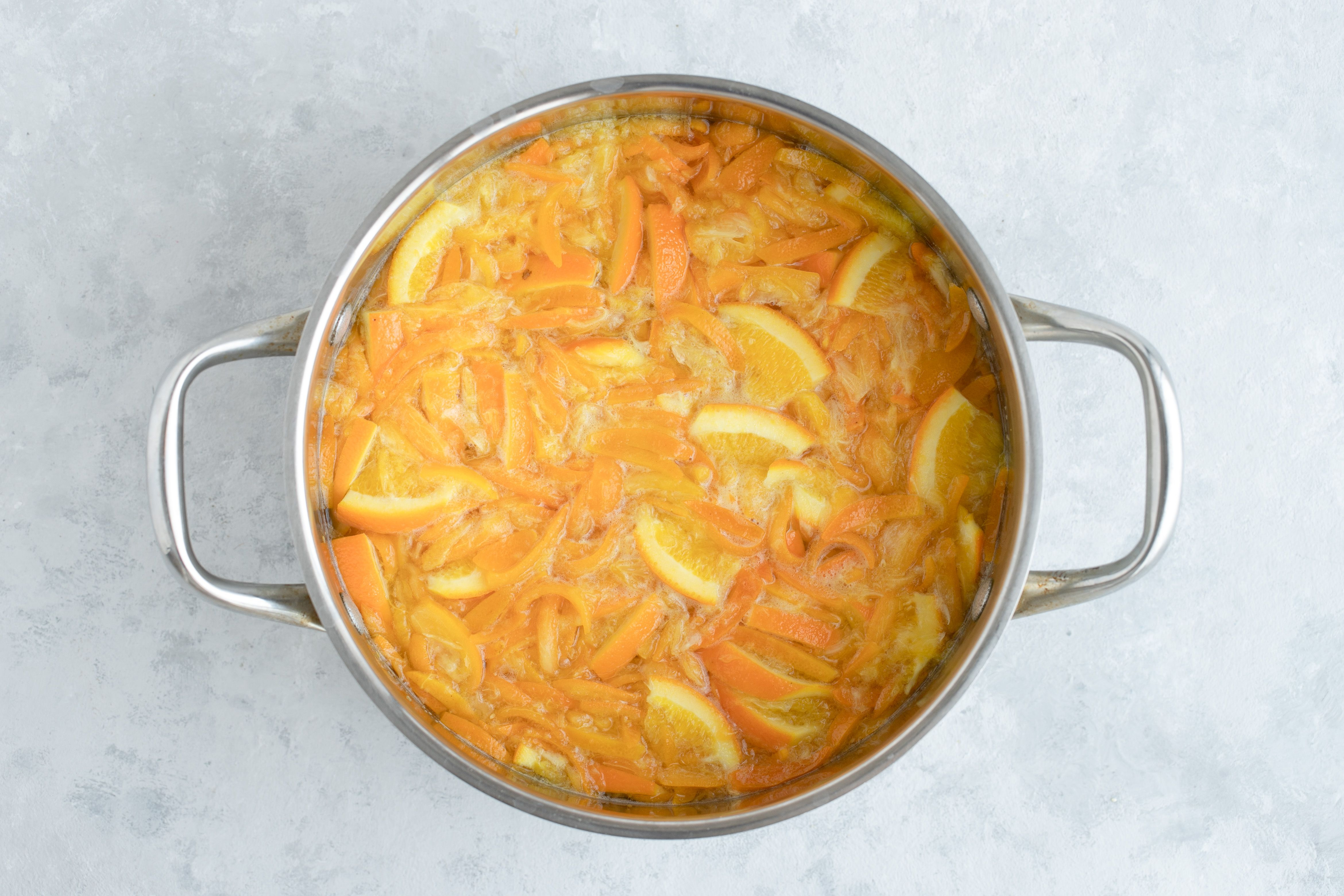 Bring mixture to a boil