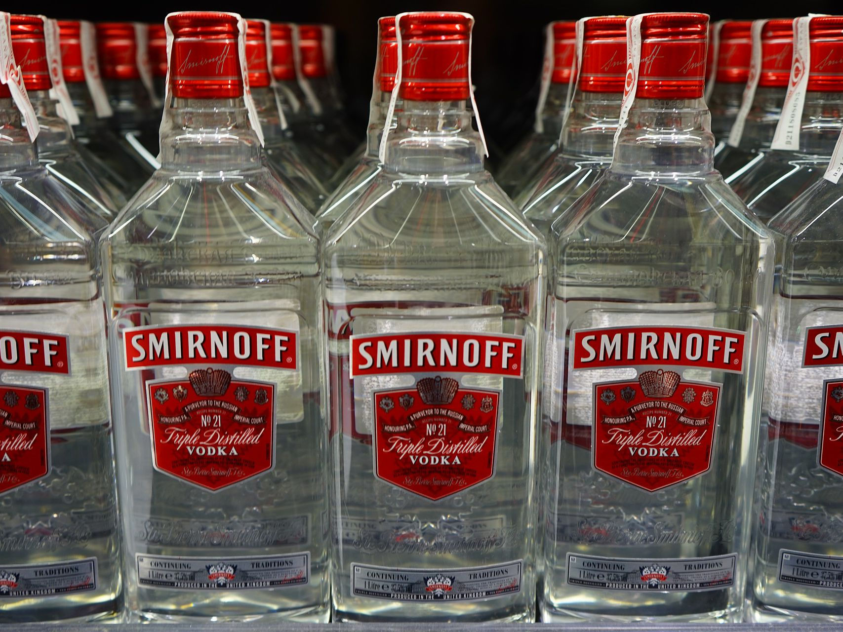 A Guide to Popular Vodka Brands by Price
