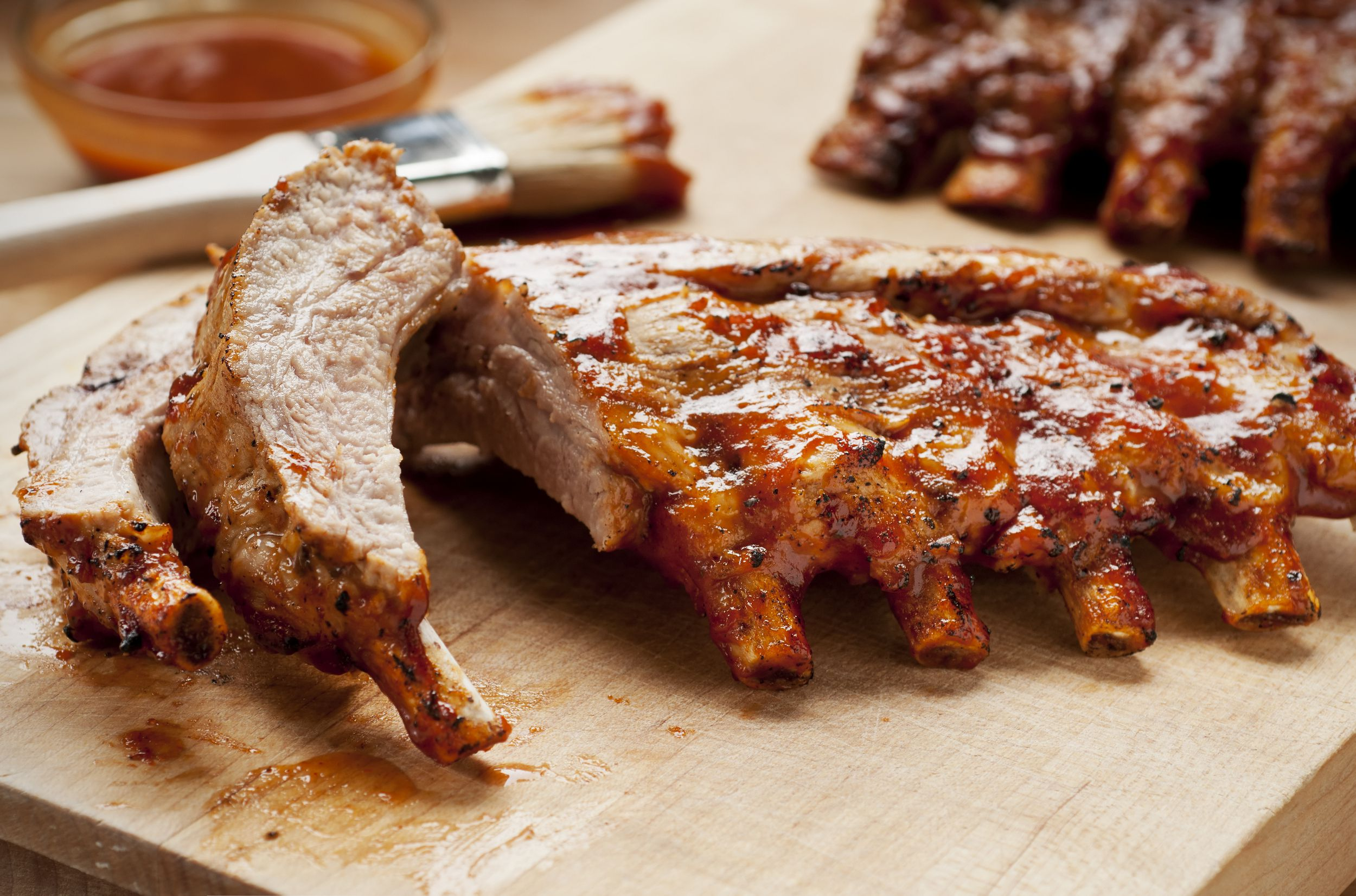Pork Ribs: A Beginner's Guide