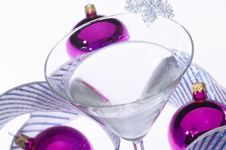 15 festive christmas cocktail recipes - White Christmas Martini Recipe