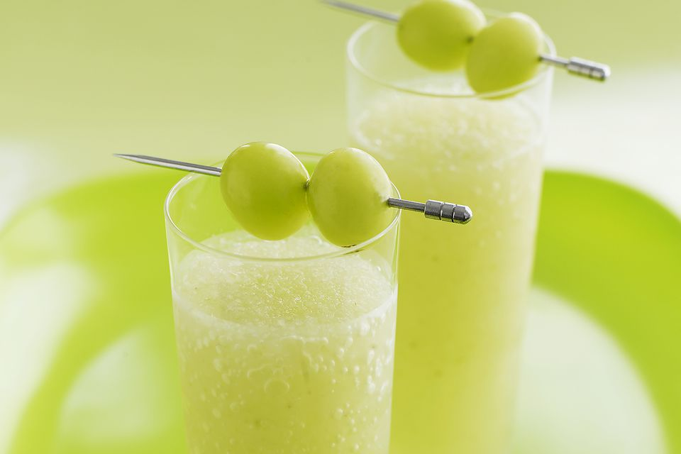 Green Grape Glacier Smoothie