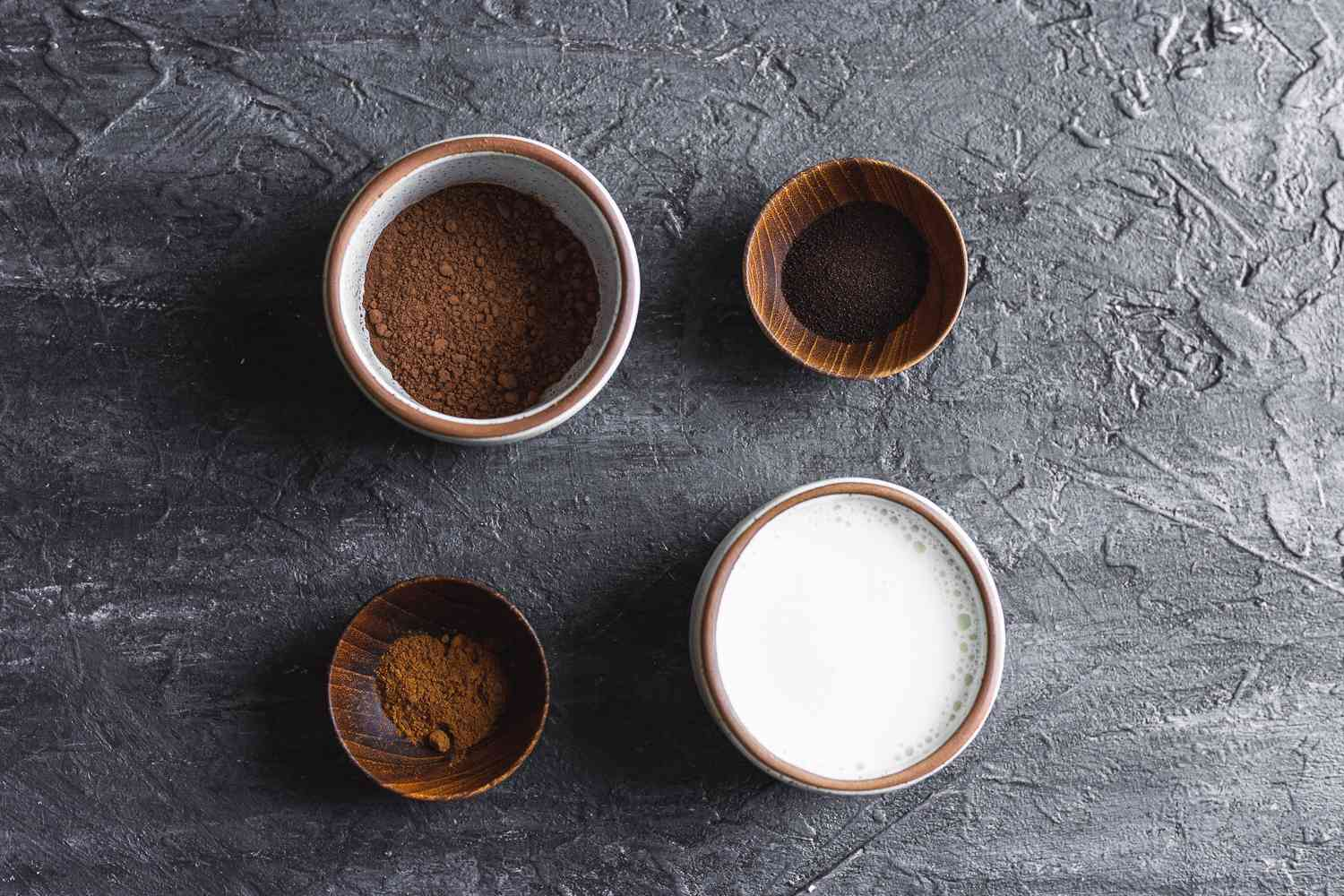 Instant Hot Cocoa Coffee ingredients
