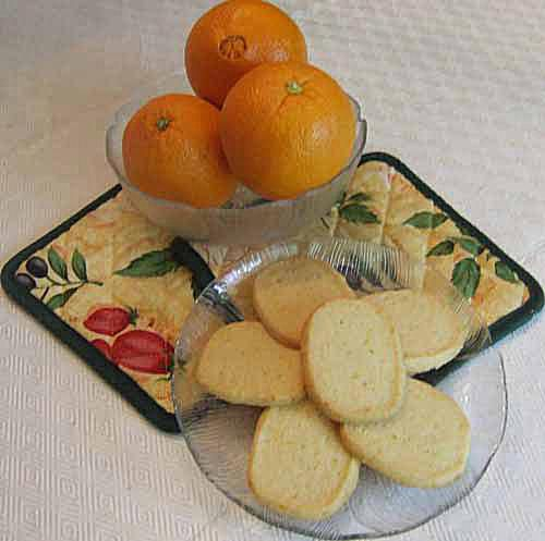 Icebox Cookies Photo by Carroll Pellegrinelli