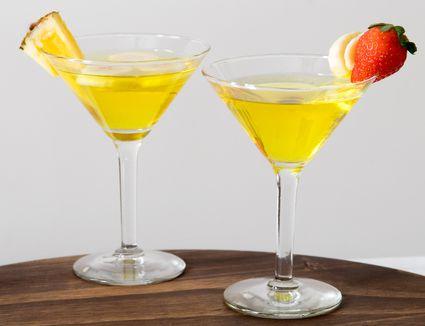 Banana Split Martini