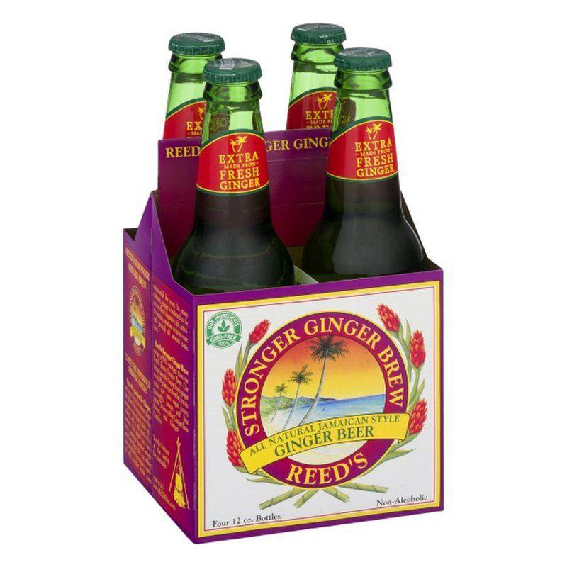 Reed's Stronger Ginger Beer