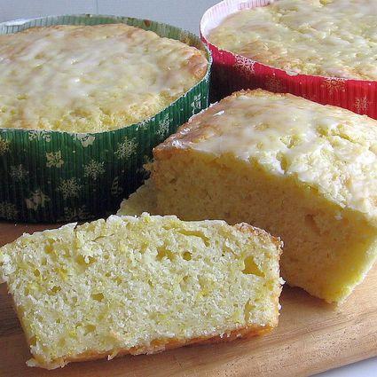 Lemon-Yellow-Squash Quick Bread