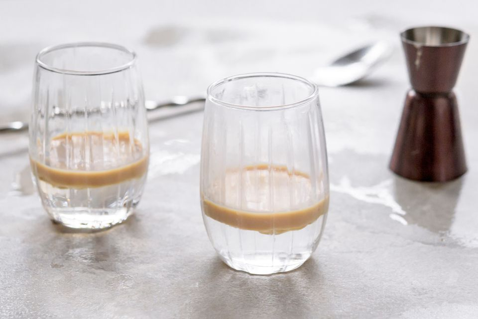 Buttery Nipples recipe