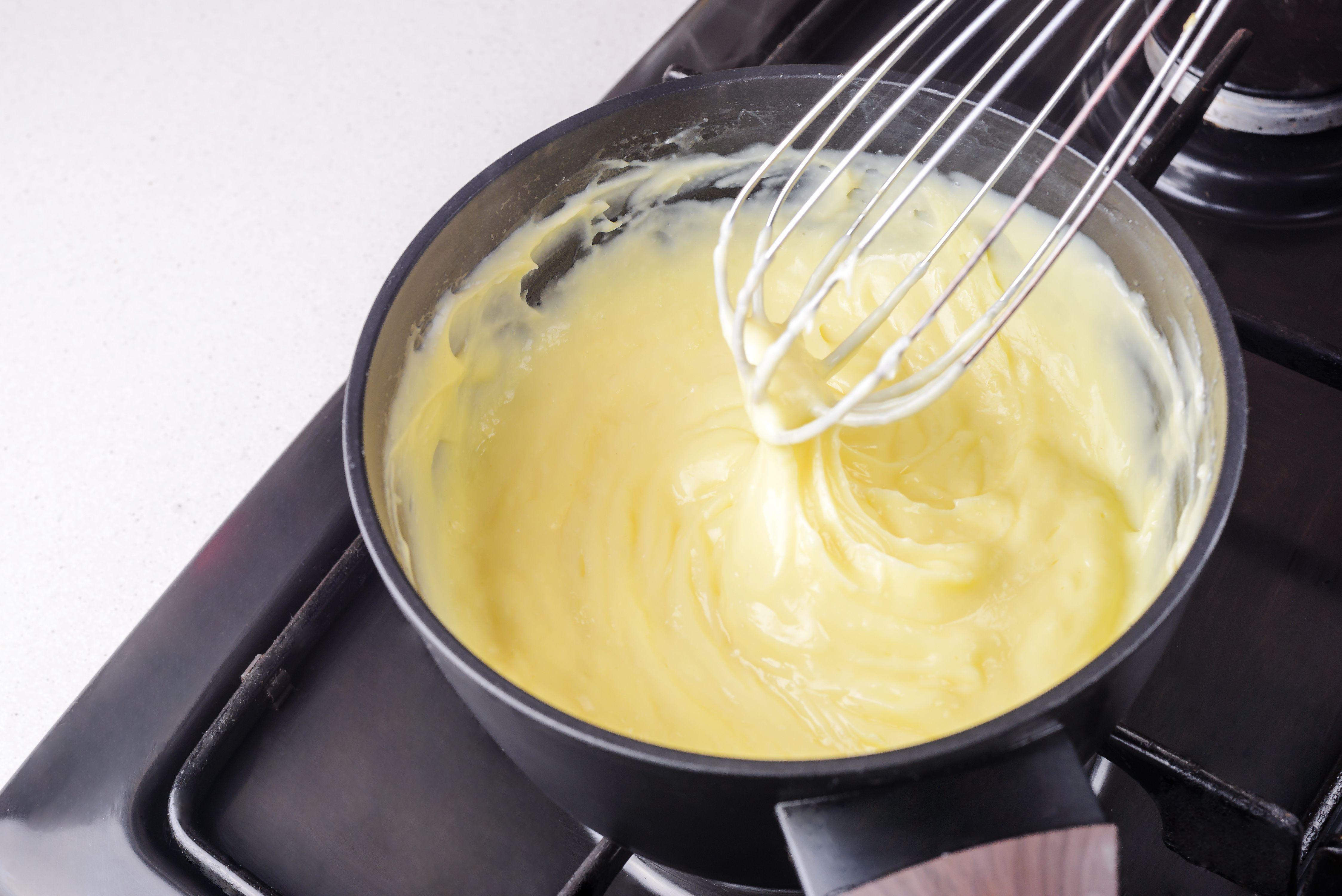 Vanilla Pastry Cream Recipe