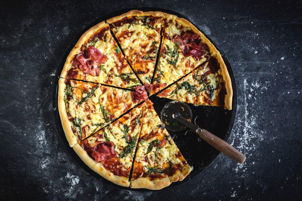 12-Inch Pizza Crust Recipe